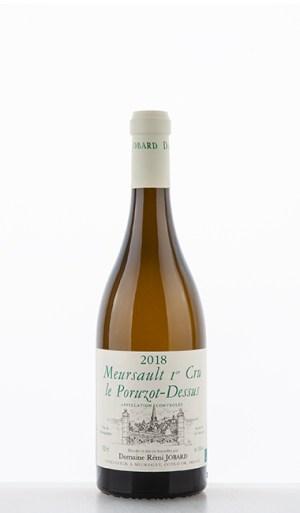 Meursault 1er Cru Le Poruzot-Dessus 2018