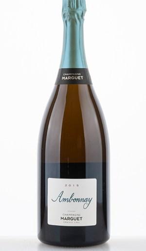Ambonnay 2015 Grand Cru Brut Nature 2015 1500ml –  Marguet