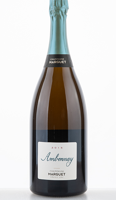 Ambonnay 2015 Grand Cru Brut Nature 2015 1500ml - Marguet