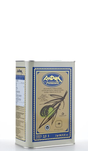 Antara Premium Extra Virgin Olive Oil Siurana DOP NV 2500ml –  Coselva