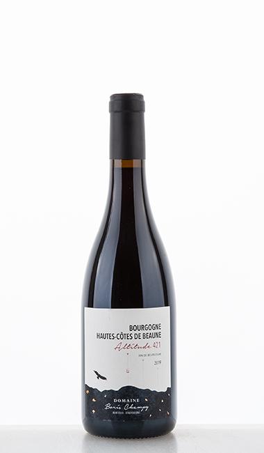 Bourgogne Hautes-Côtes de Beaune rouge Altitude 421 AOP 2019 –  Boris Champy
