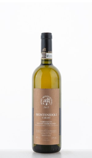 Carato Vernaccia di San Gimignano DOCG 2012 –  Montenidoli