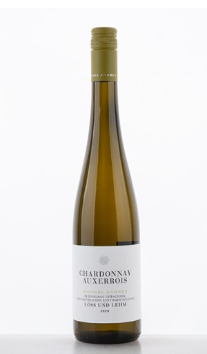 Chardonnay Auxerrois Löss und Lehm 2020 –  Michael Andres