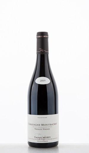 Chassagne-Montrachet Vielles Vignes Rouge AC 2019 - Thomas Morey