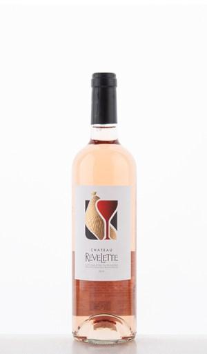 Chateau Revelette Rosé 2019 –  Revelette