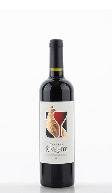 Chateau Revelette Rouge 2019 –  Revelette