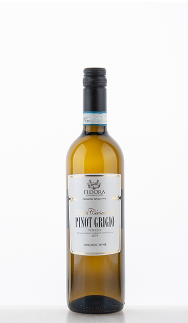 Civranetta DOC Venezia Pinot Grigio 2019 –  Fidora