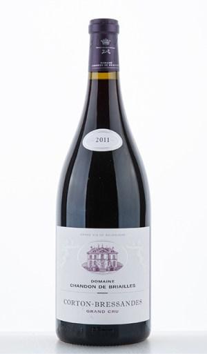 Corton-Bressandes Grand Cru rouge 2011 1500ml - Chandon de Briailles