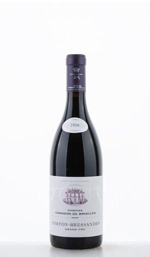 Corton-Bressandes Grand Cru rouge 2016 - Chandon de Briailles