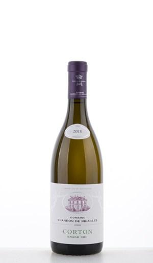 Corton Grand Cru blanc 2015 - Chandon de Briailles