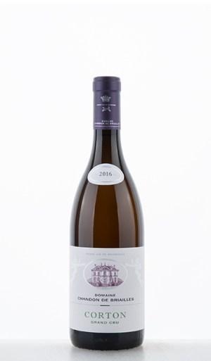 Corton Grand Cru blanc 2016 - Chandon de Briailles