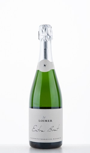 Extra Brut Reserve NV –  Loimer