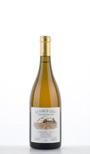 Franc de Pied des vignobles aux racines originelles 2003 - Huet