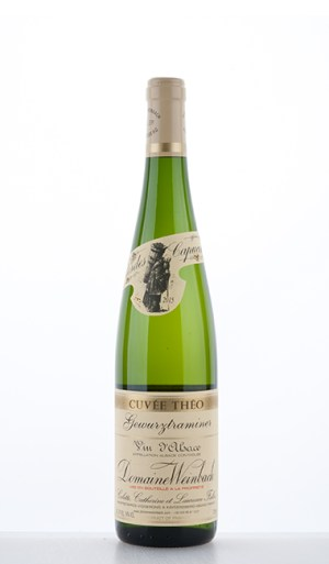 Gewürztraminer Cuvée Theo 2015 - Domaine Weinbach