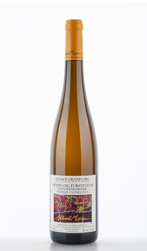 Gewürztraminer Furstentum Grand Cru Vieilles Vignes 2017 –  Domaine Albert Mann