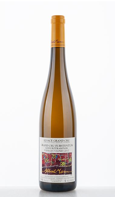 Gewürztraminer Furstentum Grand Cru Vieilles Vignes 2017 - Domaine Albert Mann