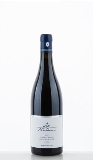 Gimmeldinger Pinot Noir Pfalz 2017 - Christmann