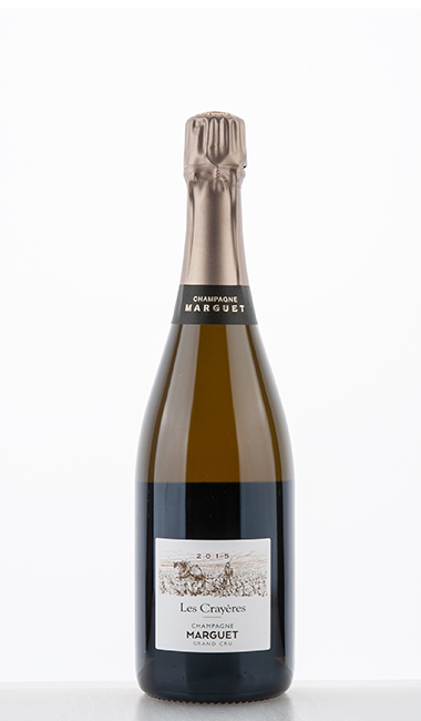 Les Crayères Grand Cru Brut Nature 2015 - Marguet