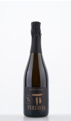 "Metodo Classico ""Terzavia"" Cuvée Riserva VS 2017 Extra Brut NV –  Marco de Bartoli"