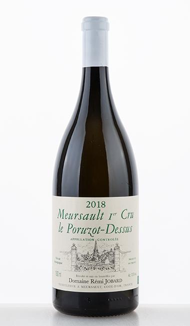 Meursault 1er Cru Le Poruzot-Dessus 2018 1500ml - Rémi Jobard