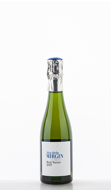 Mirgin Gran Reserva Brut Nature 2017 375ml - Alta Alella