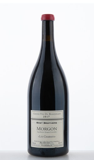 """Morgon """"Les Charmes"""" rouge 2017 1500ml - Bret Brothers"""