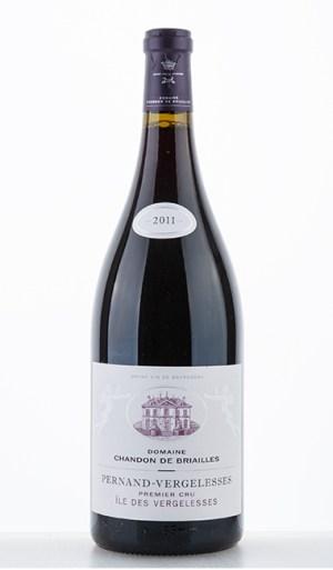 "Pernand-Vergelesses 1er Cru ""Île des Vergelesses"" rouge 2011 1500ml - Chandon de Briailles"