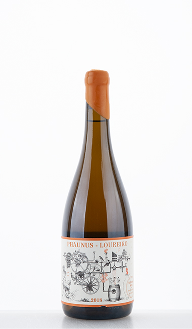 Phaunus Loureiro Amphora 2018 –  Aphros Wine