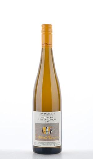Pinot Blanc Élevé en Barrique 2015 –  Domaine Albert Mann
