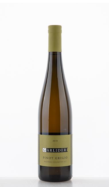 Pinot Grigio Weinberg Dolomiten IGT 2018 –  Garlider