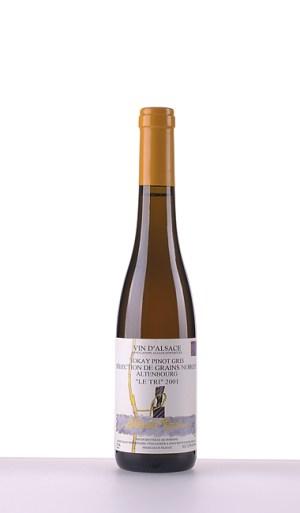 Pinot Gris Altenbourg Le Tri Sélection de Grains Nobles 2001 375ml –  Domaine Albert Mann