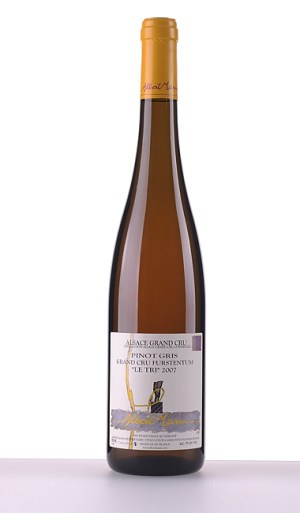 Pinot Gris Furstentum Grand Cru Le Tri 2007 –  Domaine Albert Mann