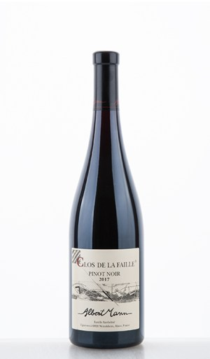 Pinot Noir Clos de la Faille 2017 –  Domaine Albert Mann