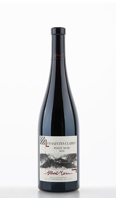 Pinot Noir Les Saintes Claires 2018 –  Domaine Albert Mann