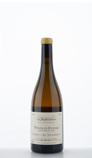 """Pouilly-Fuissé Climat """"Au Vignerais"""" 2017 –  La Soufrandière"""