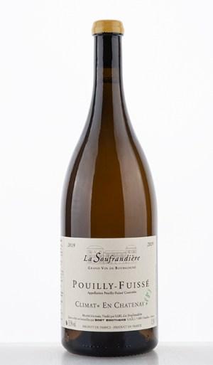 "Pouilly-Fuissé Climat ""En Chatenay"" Zen 2019 1500ml –  La Soufrandière"