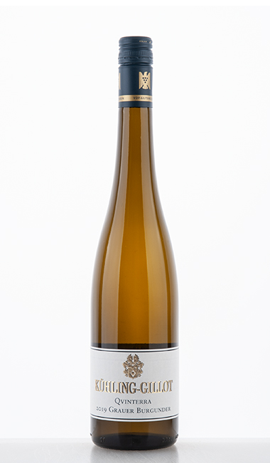 Qvinterra Pinot Gris dry 2019 - Kühling-Gillot