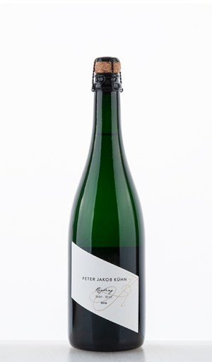 Riesling Sekt Brut traditional bottle fermentation 2016 - Peter Jakob Kühn