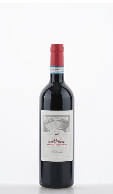 Rosso di Montalcino DOC 2015 –  Salicutti