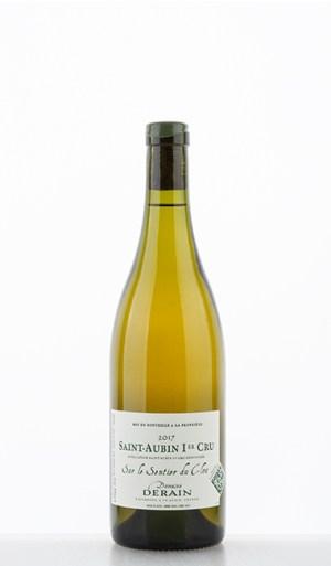 """Saint-Aubin blanc 1er Cru """"Sur le Sentier du Clou"""" 2017 –  Dominique Derain"""
