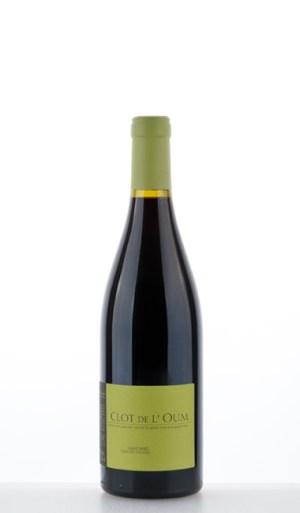 Saint Bart. Vieilles Vignes rouge 2012 –  Clot de l'Oum