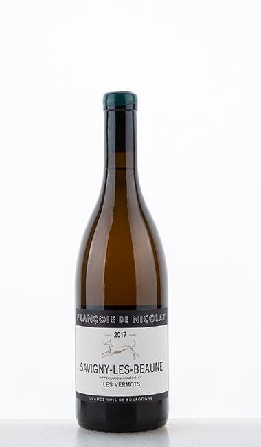 """Savigny-Les-Beaune blanc """"Les Vermonts"""" 2017 - François de Nicolay"""