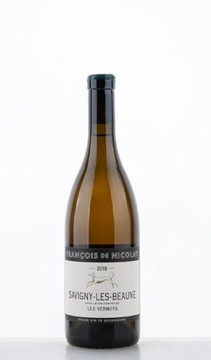 """Savigny-Les-Beaune blanc """"Les Vermonts"""" 2018 - François de Nicolay"""