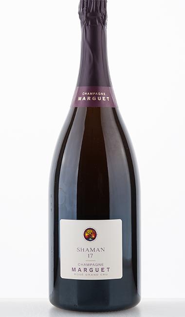 Shaman 17 Rosé Grand Cru Brut Nature NV 1500ml - Marguet