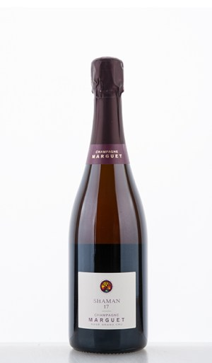 Shaman 17 Rosé Grand Cru Brut Nature NV - Marguet