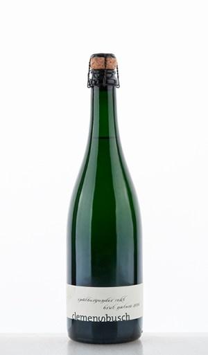 Pinot Noir Sekt Brut Nature traditional bottle fermentation 2014 - Clemens Busch