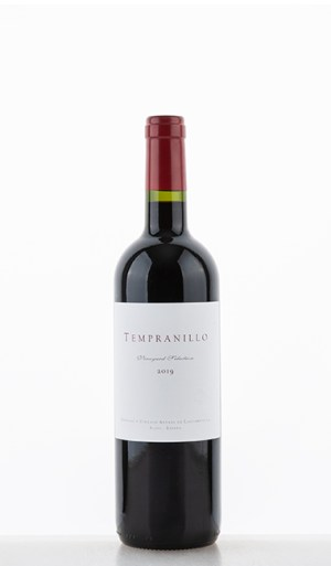 Tempranillo 2019 –  Artadi