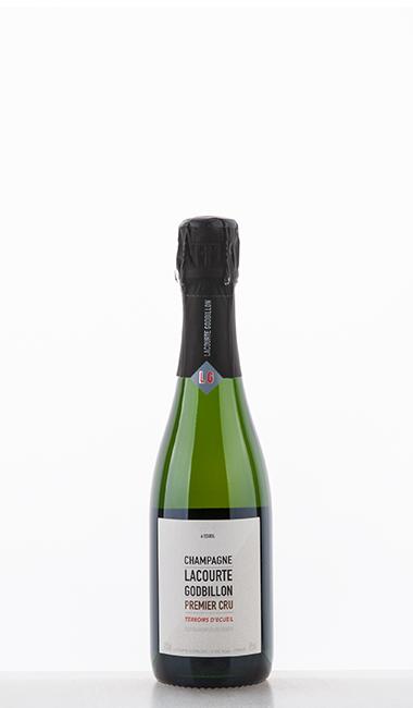 Terroirs d'Ecueil Premier Cru Brut NV 375ml - Lacourte-Godbillon
