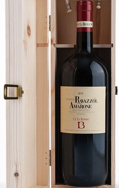 Amarone della Valpolicella Classico DOC Vigneti di Ravazzol 2013 1500ml