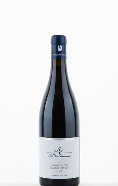 Gimmeldinger Pinot Noir Palatinat 2017